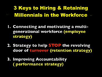 3 strategies to hire and retain millennials