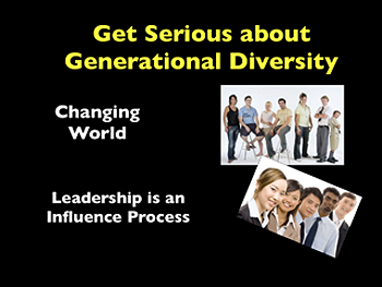 generational diversity of millennials in the workforce